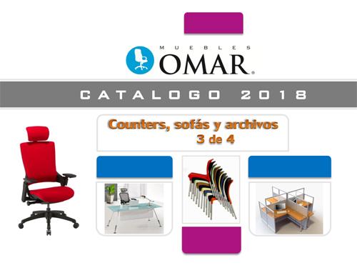 Counters, sofás y archivos